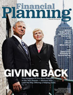 Cover of Financial Planning Magazine